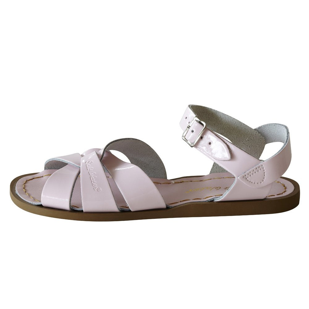 salt water sandals children's pink