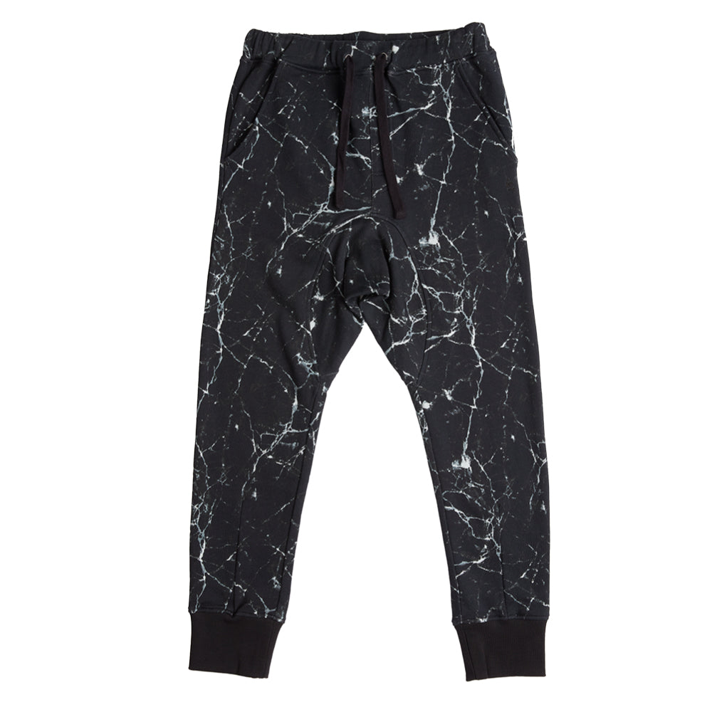 Alphabet Soup Marble Trackpants