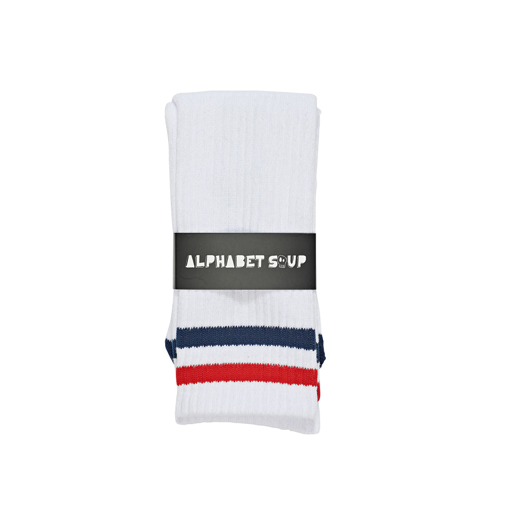 alphabet soup chill sock