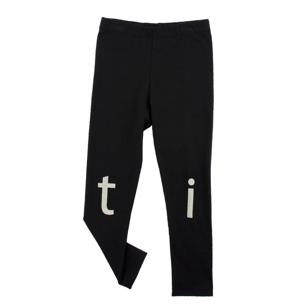 tiny cottons t-i-n-y logo pant