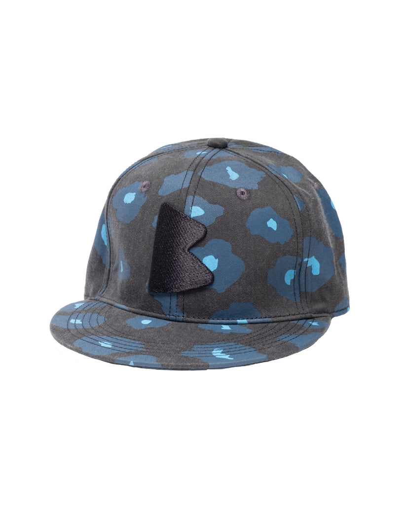 Band of Boys Leopard Hip Hop Vintage Black Cap