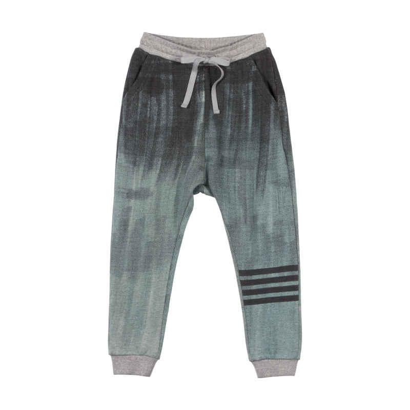 paper wings texta ombre trackpants