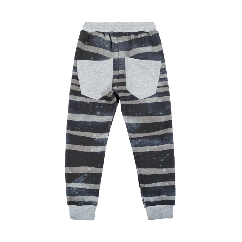 Paper wings -classic trackpants- rough stripe
