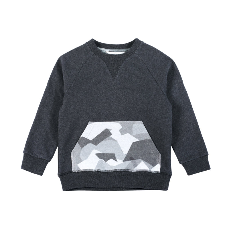 Paper wings - camo sweater