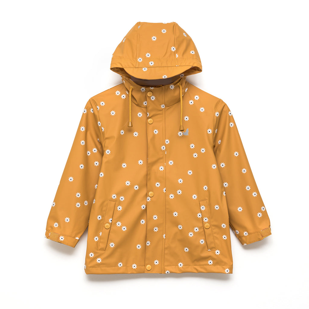 Crywolf Play Jacket Wild Flower Raincoat - PRE-ORDER (Stock due early March 21)