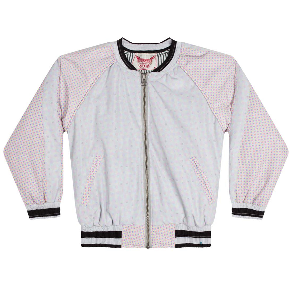 paper wings somewhere bomber jacket