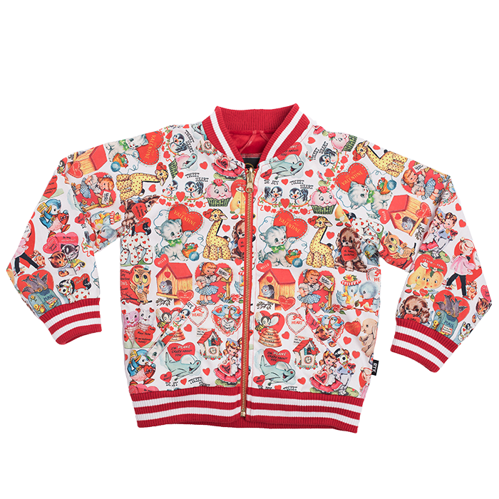 rock your kid my funny valentine jacket
