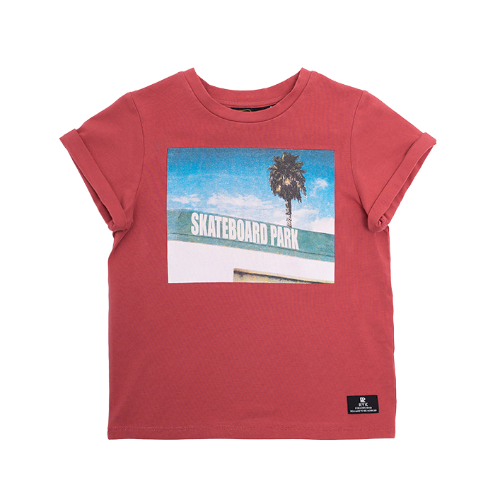 rock your baby - skatepark tee