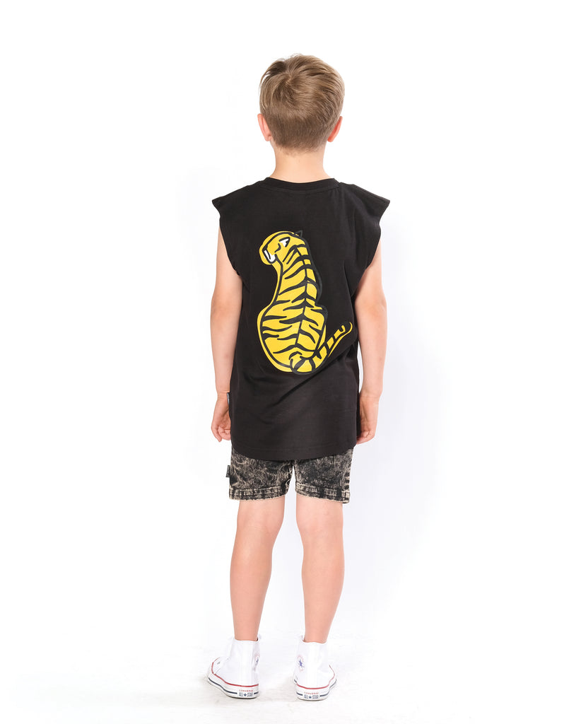 band of boys tiger muscle tank