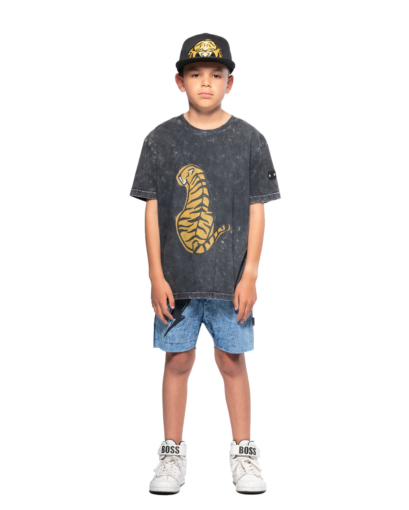 band of boys tiger back vintage tee