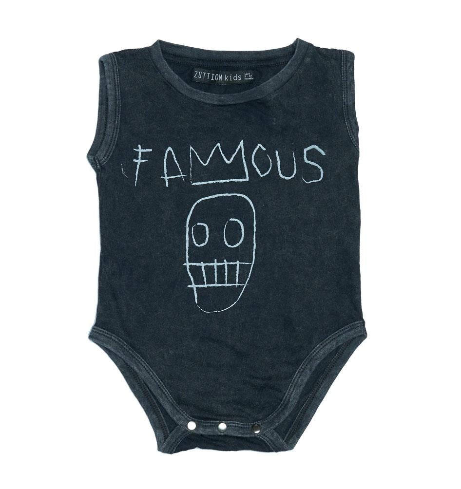 ZUTTION KIDS FAMOUS ONESIE