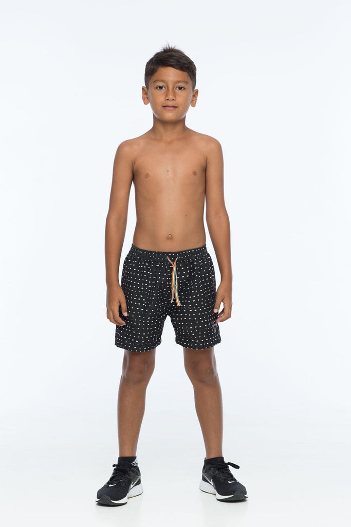 ZUTTION KIDS BOARDSHORTS - RANDOM DOTS