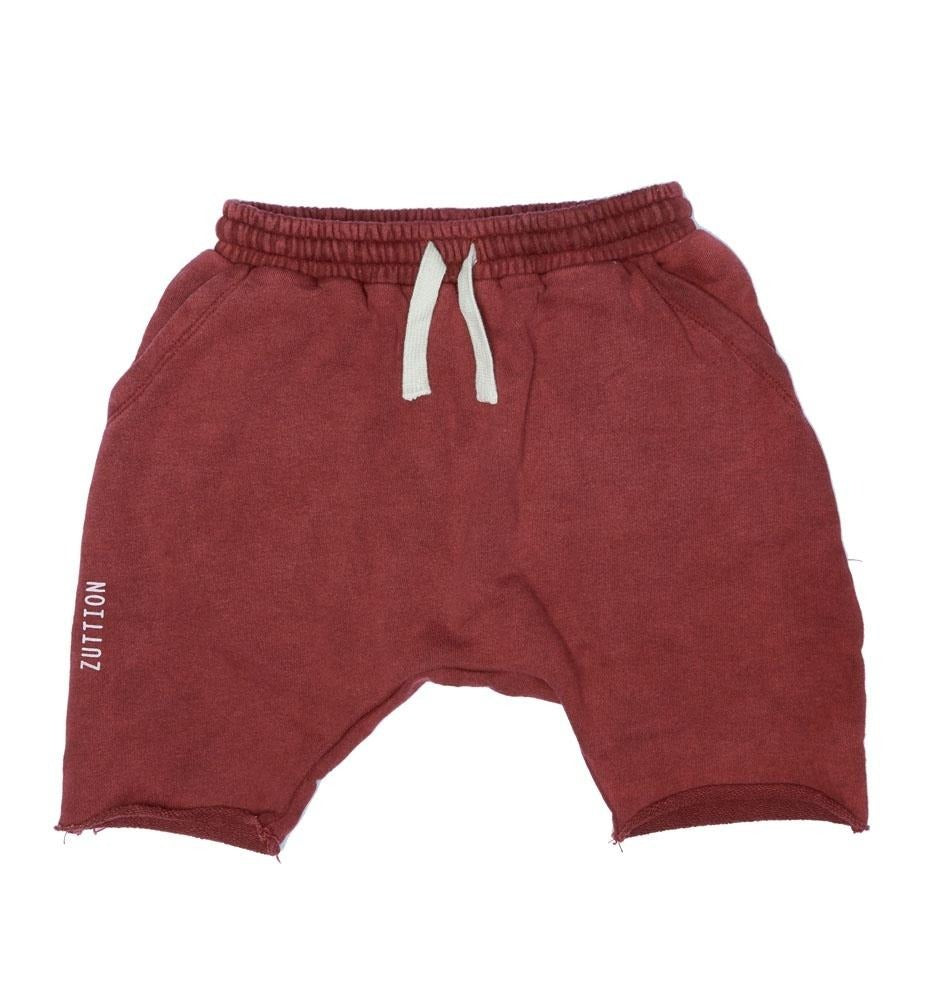 ZUTTION KIDS TRACK PANTS - RUBY