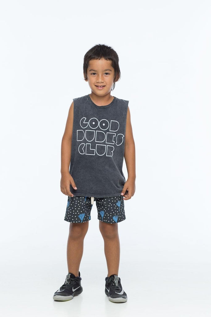 ZUTTION KIDS GOOD DUDES CLUB TANK TOP