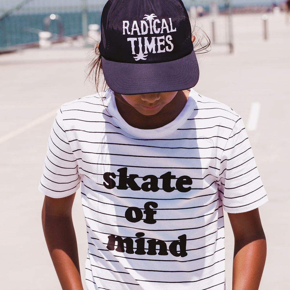 Alphabet soup skate of mind tee