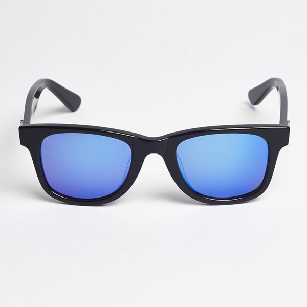 goose and dust blue ryder sunglasses