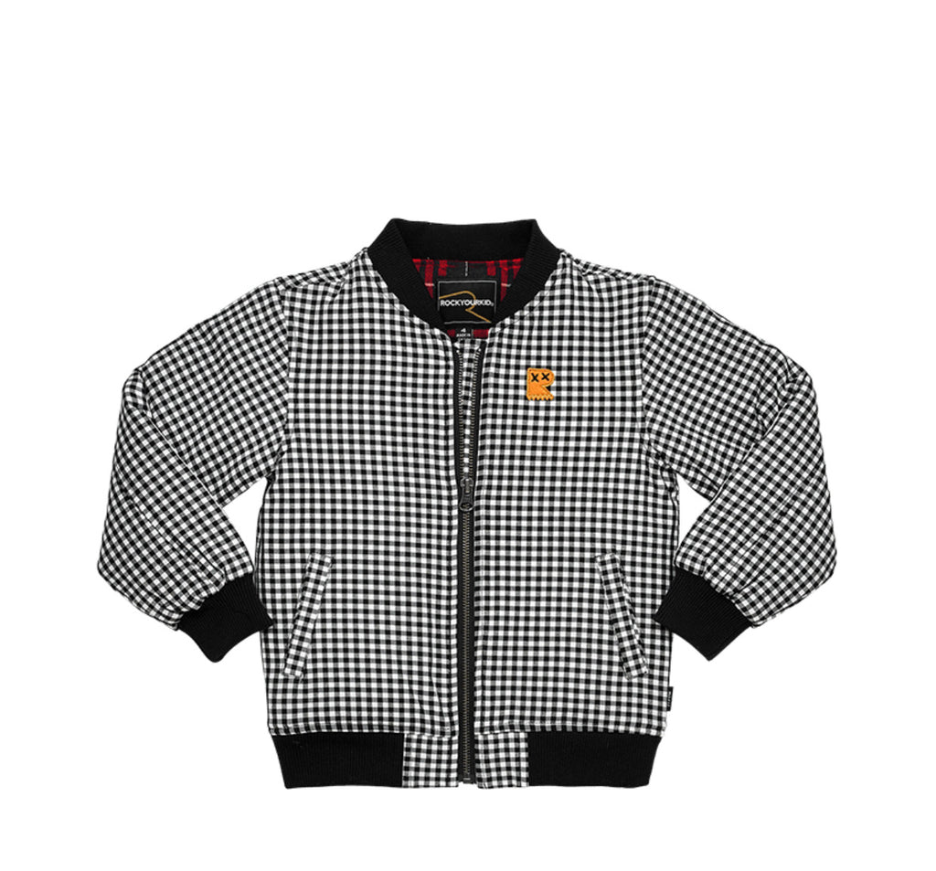 Rock Your Baby - SKA Bomber Jacket