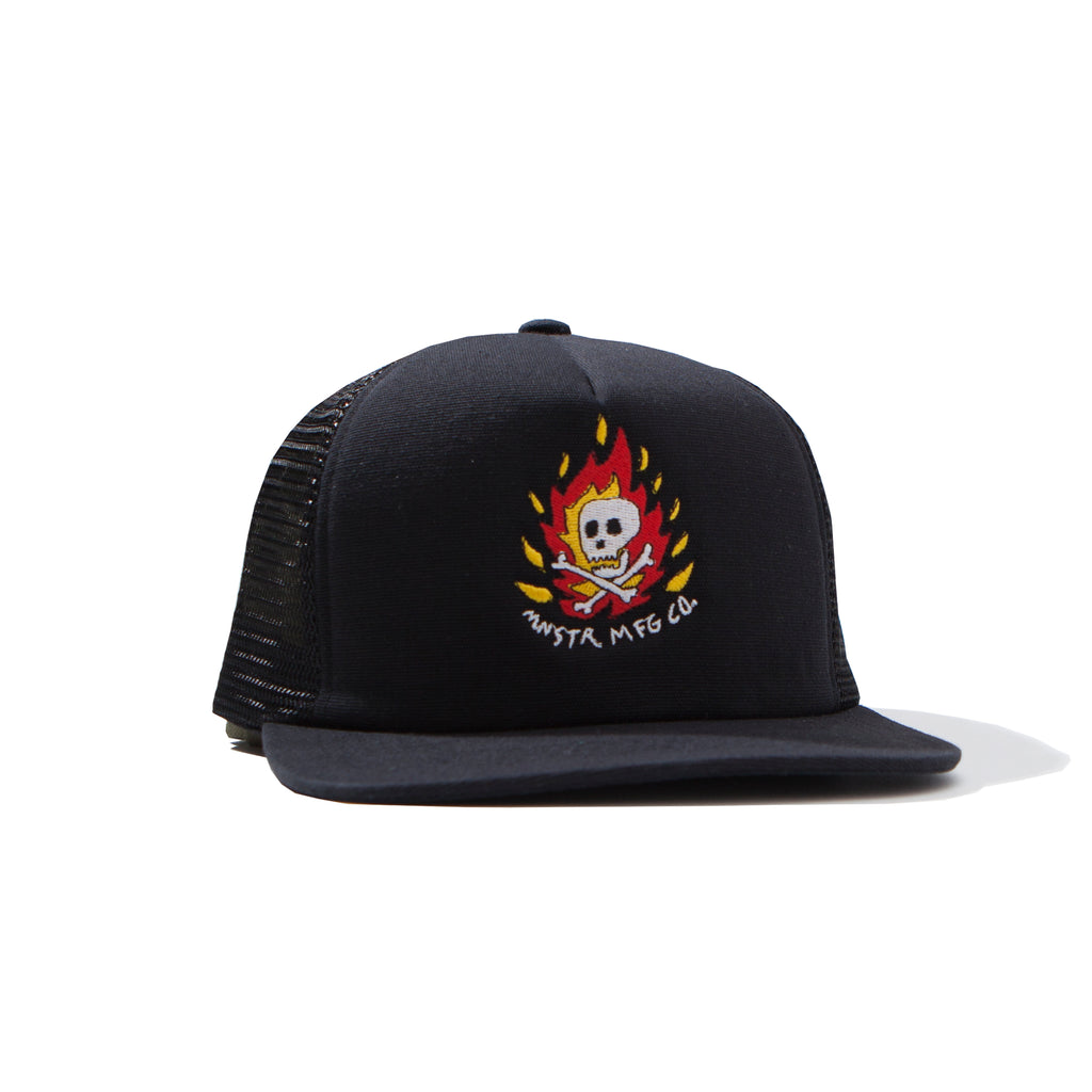 munster kids on fire cap