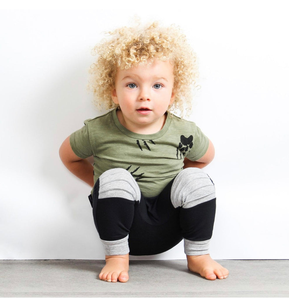 TINY TRIBE SWEATPANT BLACK