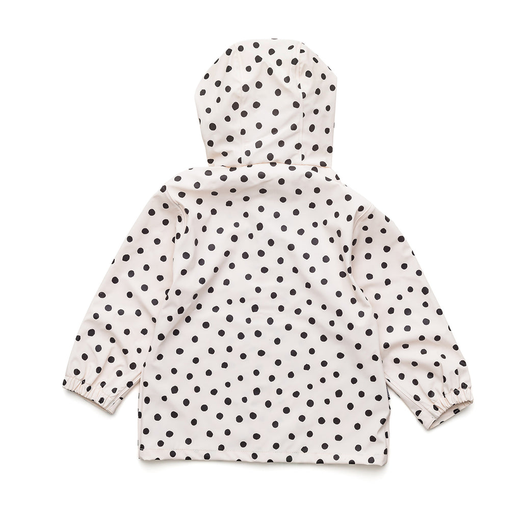 Crywolf Play Jacket Large Spots Raincoat