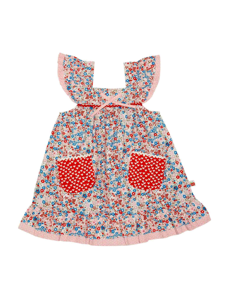 Oobi - Holly French Primose Dress