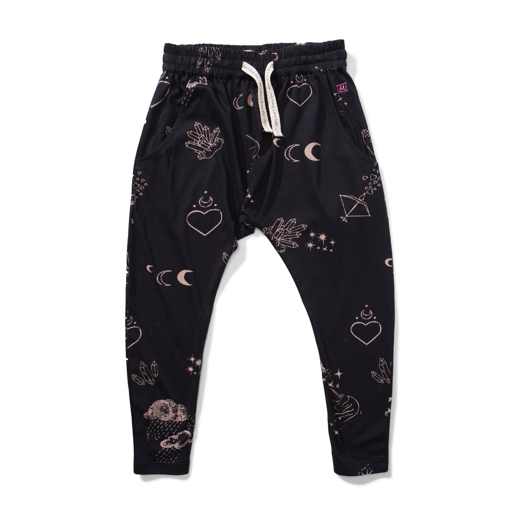 missie munster cyber trackpant black