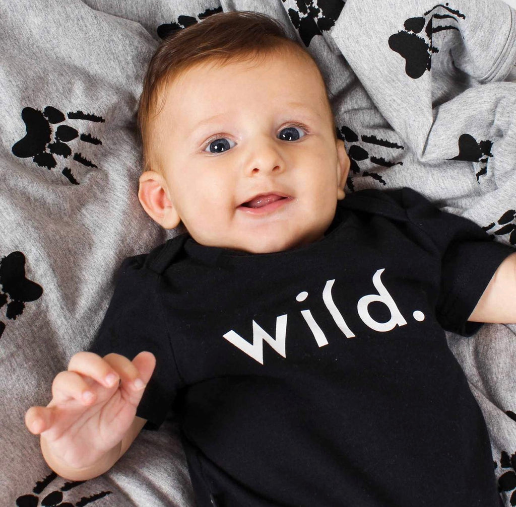 TINY TRIBE WILD ONSIE BLANKET SET