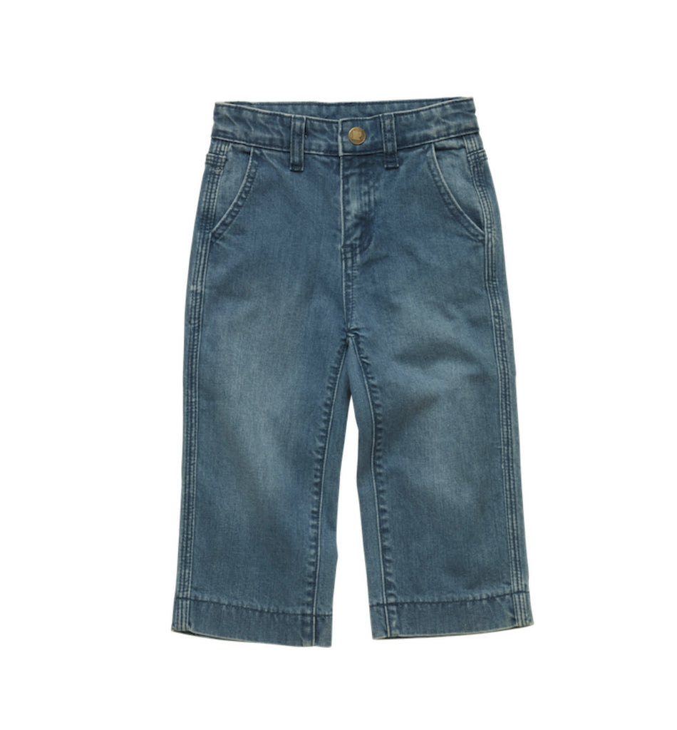 Rock Your Baby - Blue Wash Denim Jean