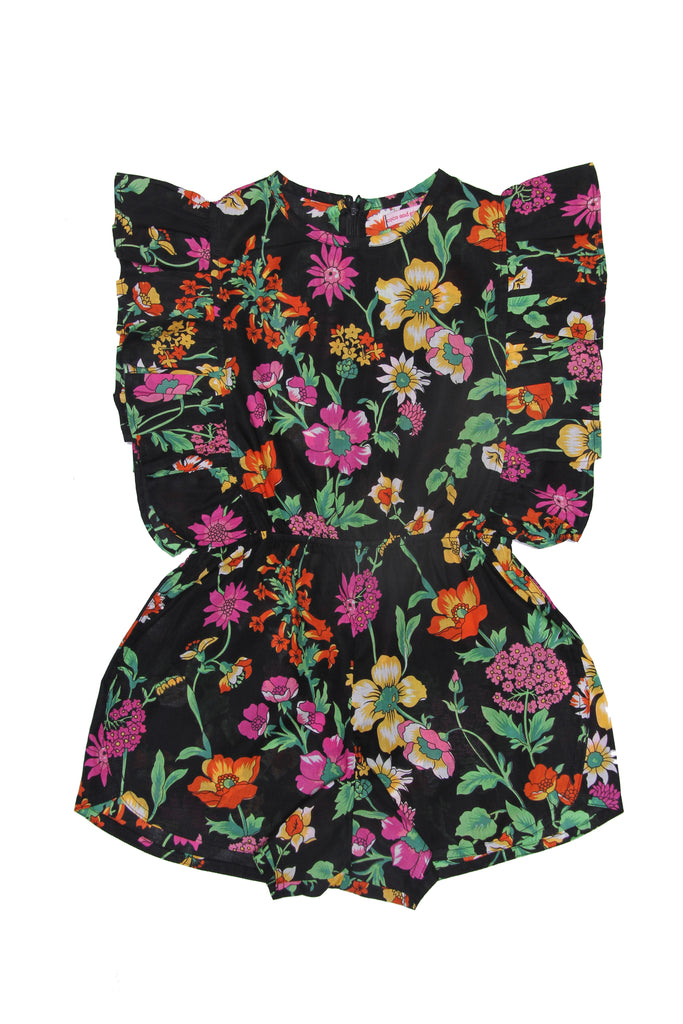 Coco & Ginger Dephine Playsuit Midnight Fiore