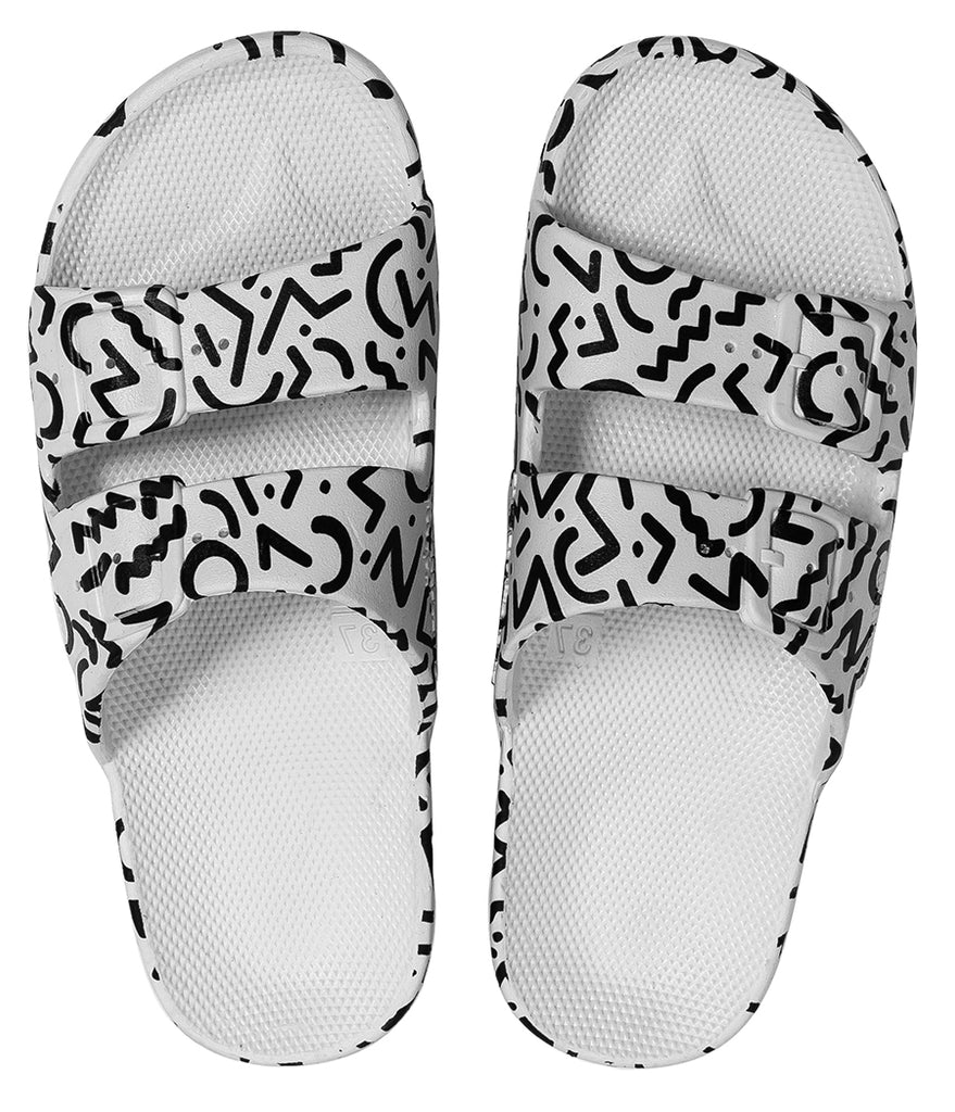 FREEDOM MOSES - MEMPHIS WHITE - MENS/WOMENS