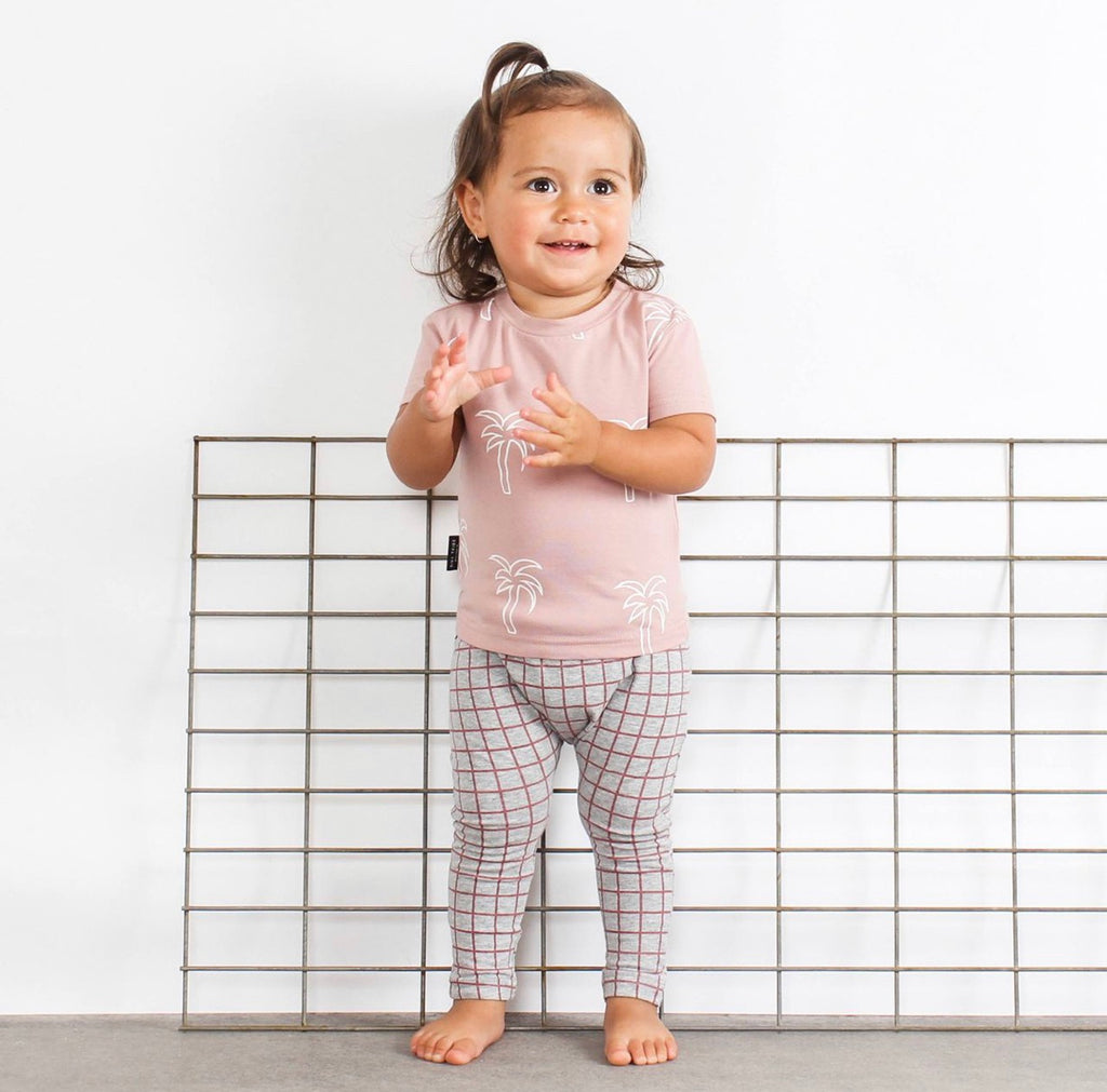 TINY TRIBE GEO LEGGINGS