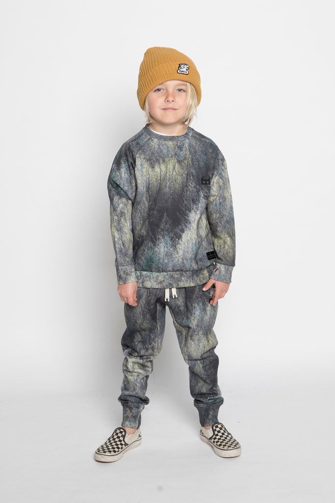 Munster kids Forest trackpant