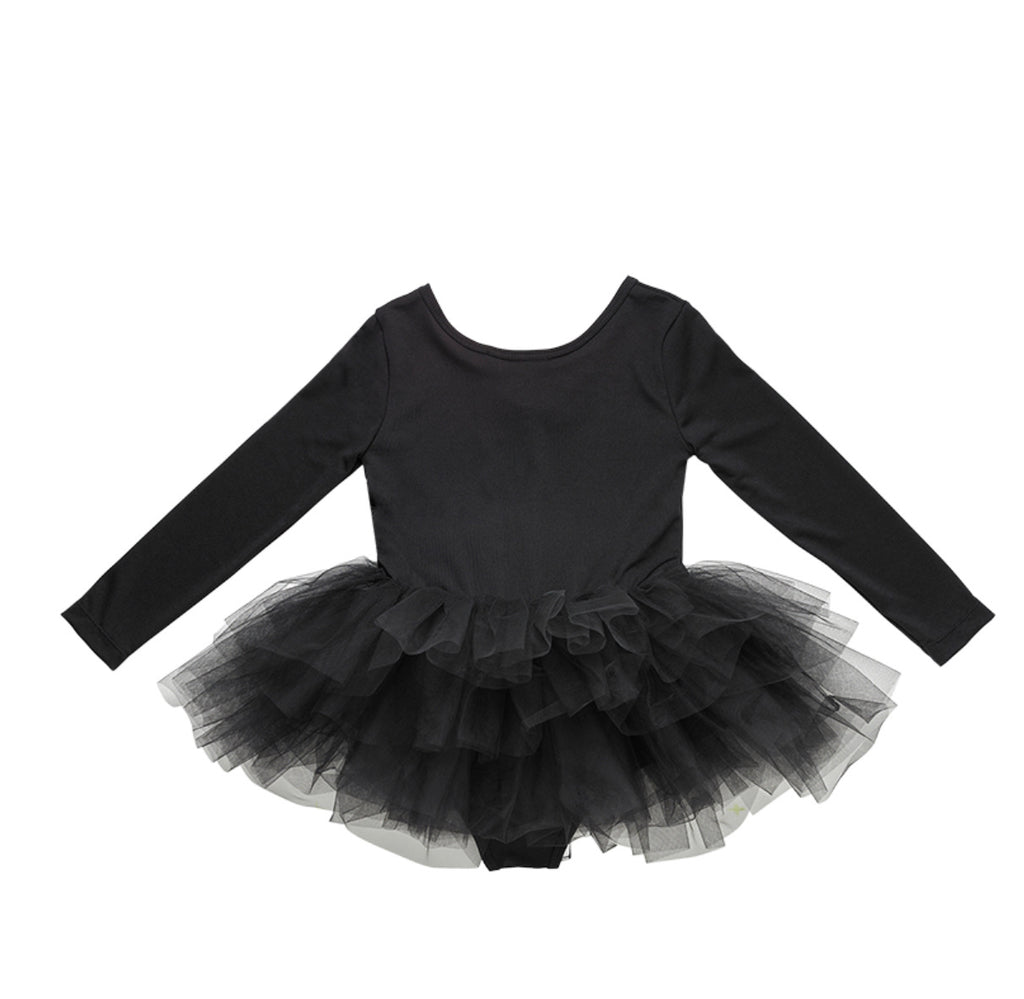 rock your baby dancer tutu- black