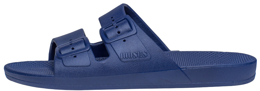 FREEDOM MOSES - NAVY- MENS/WOMENS