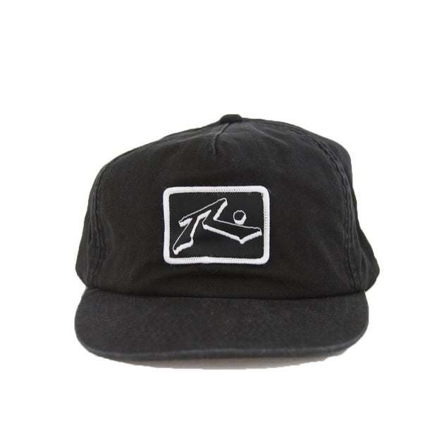 rusty boys drop snapback cap