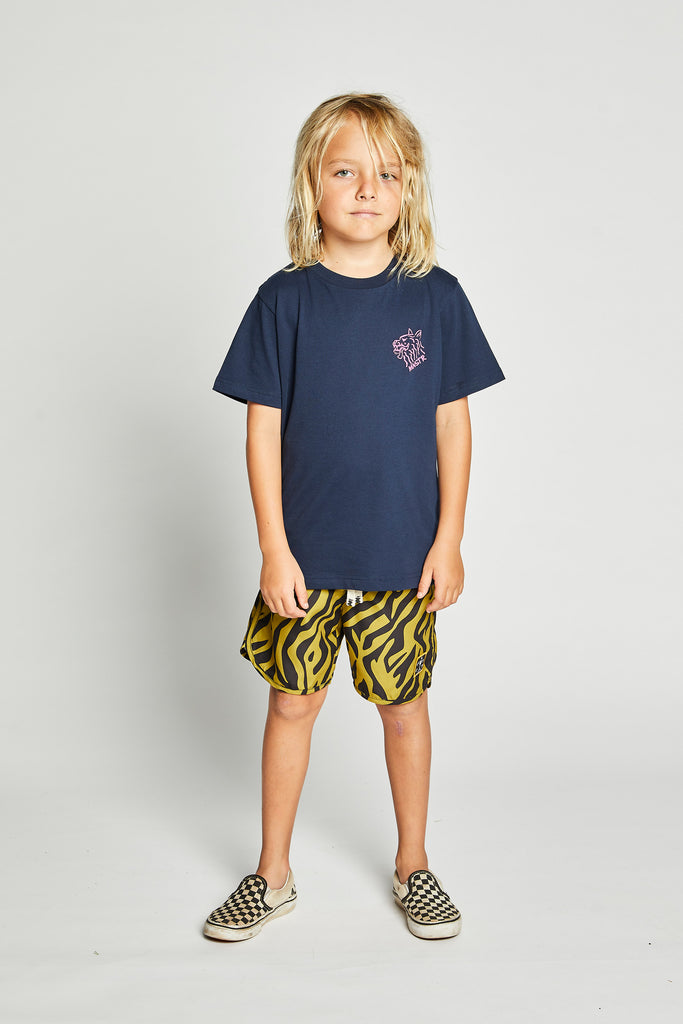 Munster kids trifid boardies