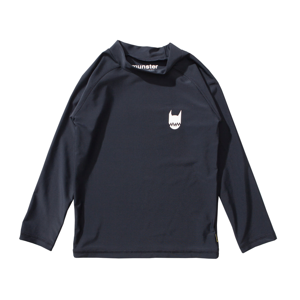Munster kids -Logo Long Sleeve Rashie