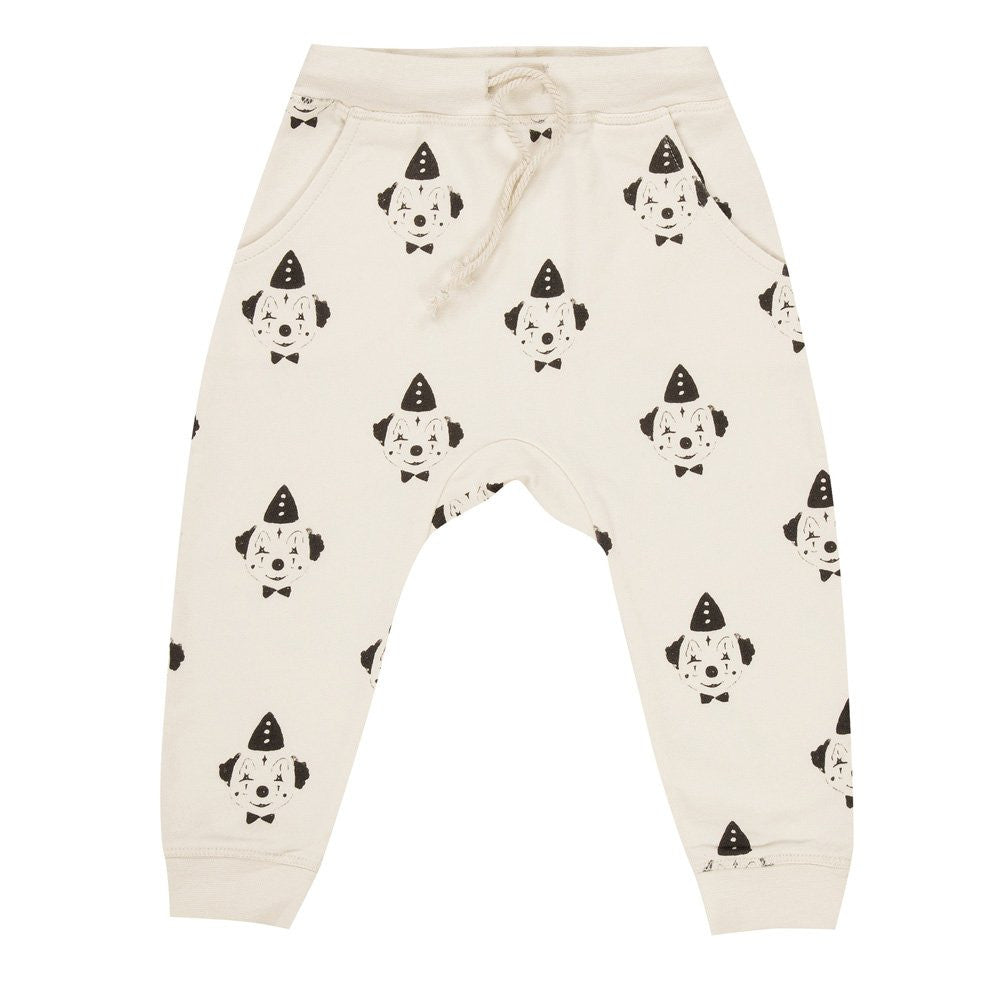 rylee & cru clowns sweatpant
