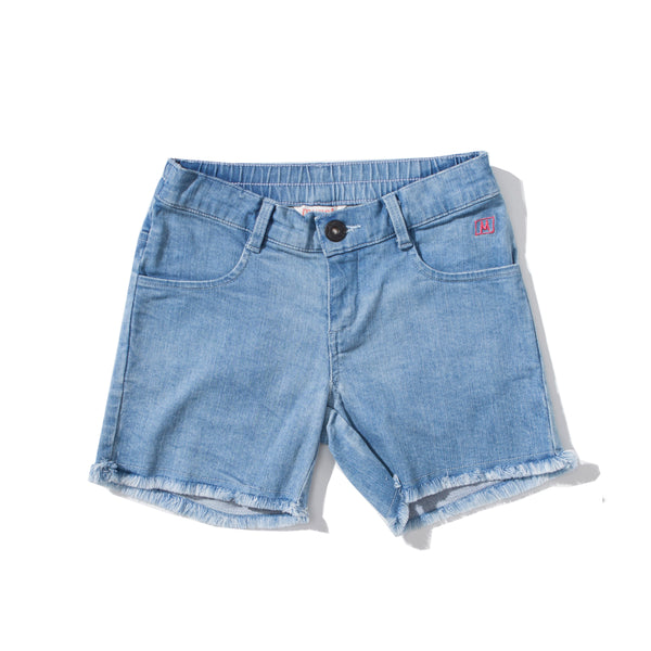 missie munster tiki denim short