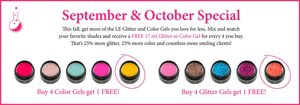 Light Elegance Sept/Oct Promotion