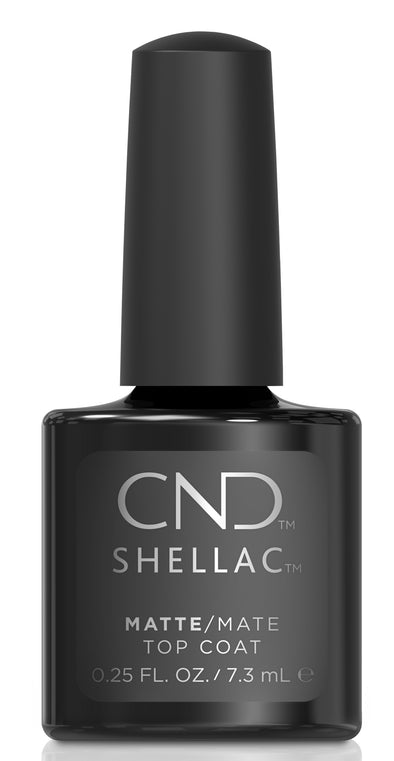CND Shellac Matte Top Coat .25oz
