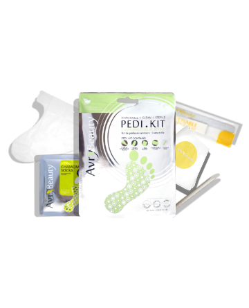 Avry All in one Pedi kit-Chamomile