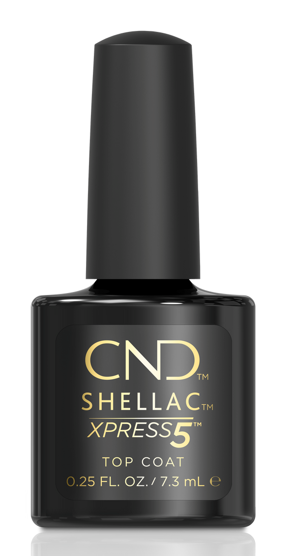 CND Shellac Xpress5 Top Coat