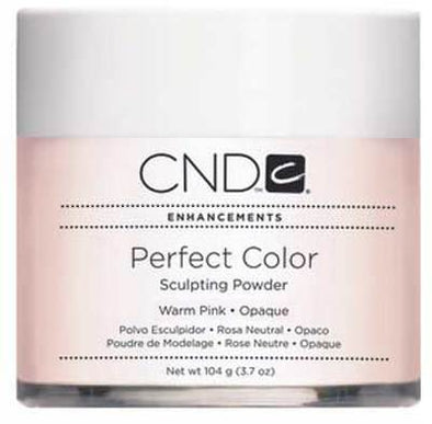 CND Perfect Powder - Warm Pink Opaque