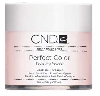 CND Cool Pink Opaque Perfect Powder