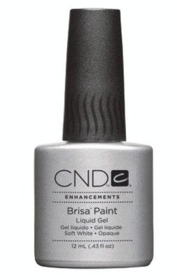 CND Brisa Gel Paint Soft White