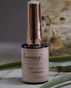 Luminary Empower No Wipe Top Coat 10 ml
