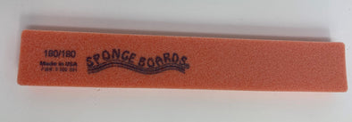 Sponge Buffer Orange 180/180 Medium Long