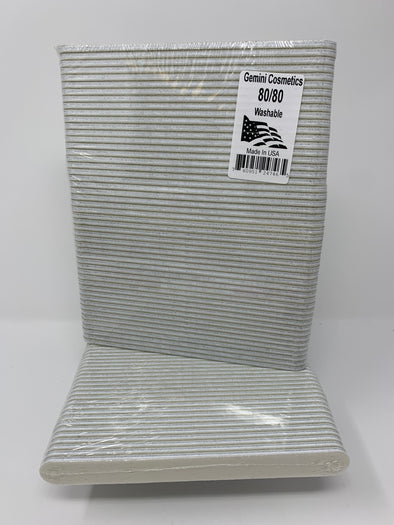 DHS 80/80 White Mylar Files 50 pk