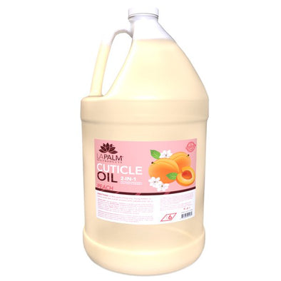 La Palm Cuticle Oil Gallon